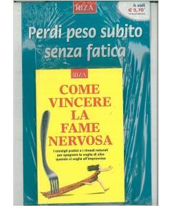 Come Vincere la Fame Nervosa -  Edizioni RIZA