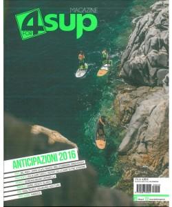 4Sup Magazine : Bimestrale n.22 in edicola dal 3/10/2015