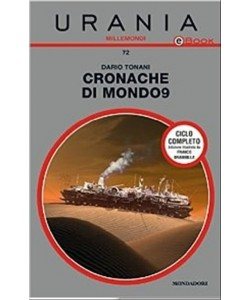Cronahe di Mondo 9 di Dario Tonani - Collezione Urania Millemondi