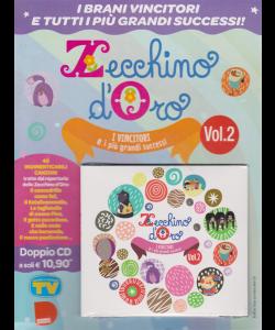 Cd Sorrisi Speciale -n. 2 - settimanale - gennaio 2019 - Zecchino d'oro - doppio cd