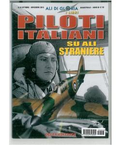 Ali Di Gloria -  Bimestrale Ott/Nov 2015 - Piloti Italiani su ali straniere