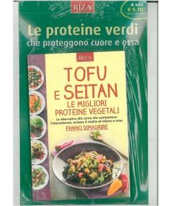 Tofu e Seitan le migliori proteine vegetali - edizioni RIZA