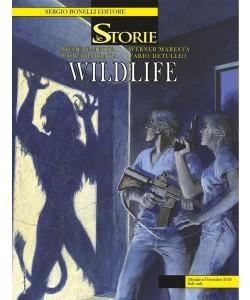 Storie - N° 74 - Wildlife - Bonelli Editore