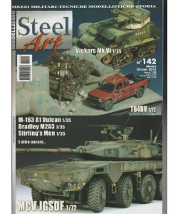 Steel Art - Modellismo - Ottobre 2015