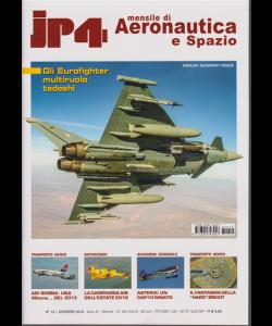 Jp4 mensile Aeronautica e Spazio - n. 12 - dicembre 2018 -