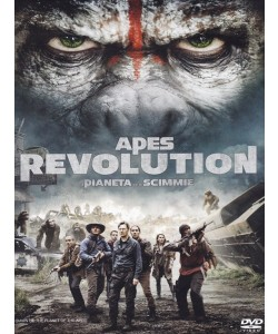 Apes Revolution - Il Pianeta Delle Scimmie -- DVD
