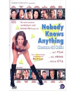 Nobody Knows Anything - Nessuno sa nulla - DVD