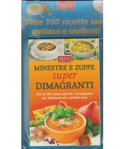 Minestre e Zuppe superdimagranti - edizioni RIZA