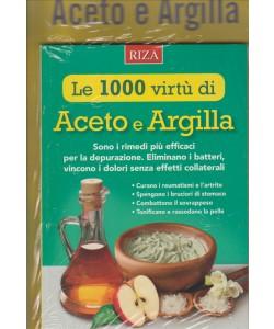 Le mille Virtu' di Aceto e Argilla  Edizioni RIZA