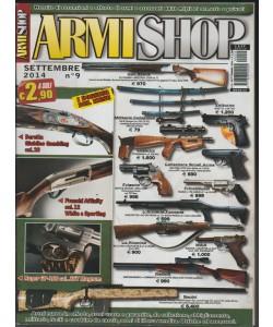 Armi Shop  - mensile n. 9 Settembre 2014