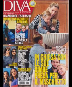 Diva E Donna   -n. 48 - 4 dicembre 2018 - settimanale femminile