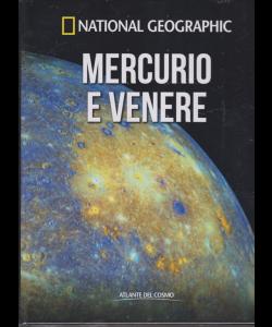 Atlante Del Cosmo -National Geographic - Mercurio e Venere - n. 24 - quindicinale - 21/12/2018