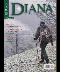 Diana - n. 1 - mensile - 20/12/2018 -