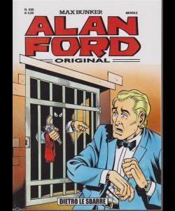 Alan Ford - Dietro Le Sbarre - n. 595 - mensile -