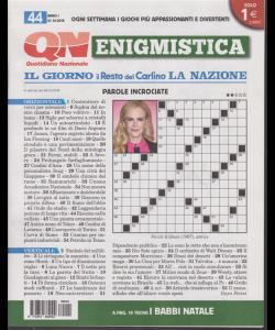 Enigmistica - n. 44 - 31/12/2018 - settimanale