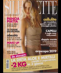 Silhouette  donna - n. 1 - gennaio 2019 - mensile