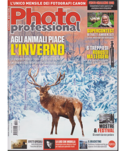 Professional Photo - n. 109 - mensile - 27/11/2018