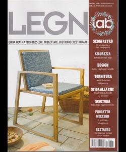 Legno lab - n. 108 - bimestrale - dicembre - gennaio 2018 -