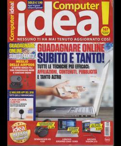 Computer idea! n. 167 - dal 27 dicembre al 9 gennaio - ogni 14 giorni sempre il giovedì -