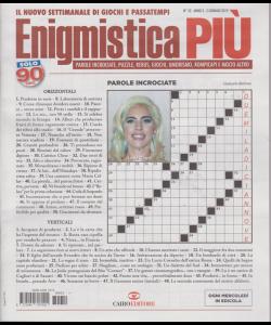 Enigmistica Più - n. 52 - 2 gennaio 2019 - settimanale -