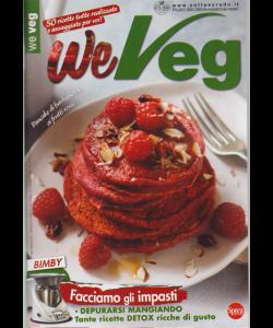 We Veg n. 48 - mensile - gennaio 2019 -