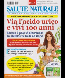 Salute Naturale - n. 237 - gennaio 2019 - mensile