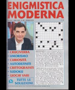 Enigmistica Moderna - n. 363 - mensile - gennaio 2019