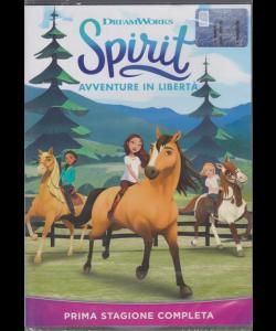 I Dvd Di Sorrisi Collection  5 - n. 23 - settimanale - 27/11/2018 - Spirit avventure in libertà - doppio dvd
