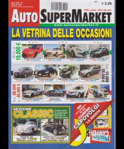 Auto Super Market +Plein Air Camper & Caravan Super Market - n. 1 - gennaio 2019 -