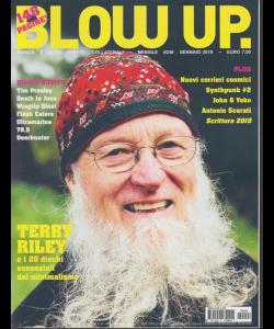 Blow Up Rock - n. 248 - mensile - gennaio 2019 - 148 pagine!