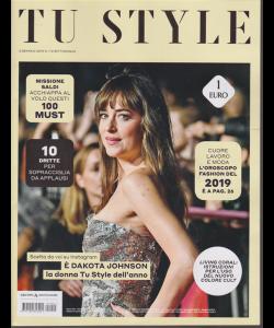 Tu Style - n. 1-2 - settimanale - 2 gennaio 2019 -
