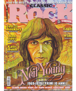 Classic Rock - n. 74 - mensile - 27/12/2018