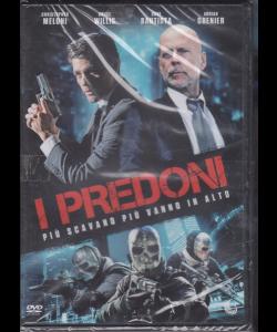 Movie On Demand - I Predoni - Più scavano più vanno in alto - n. 12 - bimestrale - 2018