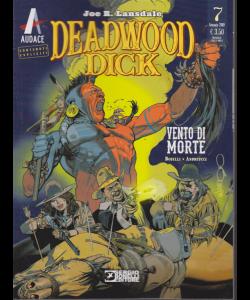 Orient Express - Vento Di Morte - Deadwood Dick - n. 7 - gennaio 2019 - mensile
