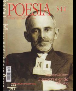 Poesia - n. 344 - mensile - gennaio 2019