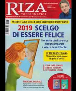 Riza Psicosomatica - n. 455 - mensile - gennaio 2019 -