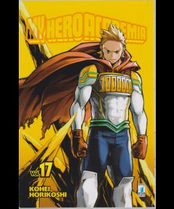Dragon n. 247 - My hero academia 17 - mensile - gennaio 2019 -