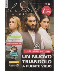 Il segreto magazine - n. 53 - 8 gennaio 2019 - mensile