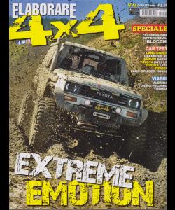 Elaborare 4X4 - n. 65 - gennaio - febbraio 2019 - bimestrale