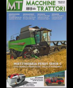 Macchine Trattori - N. 190 - Gennaio 2019 - mensile