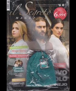 Il Segreto Magazine + Ciondolo - n. 53 - 8 gennaio 2019 - mensile