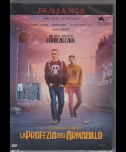 La profezia di Armadillo - n. 3 - I dvd cinema di Sorrisi - settimanale - 8/1/2019