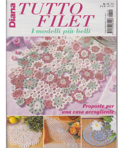 Diana Tutto Filet - n. 115 - bimestrale - 10/1/2019