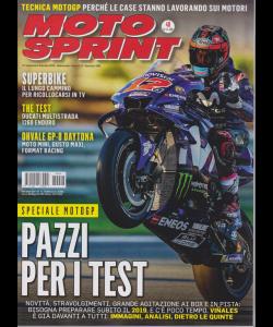 Moto sprint - n. 48 - 27 novembre / 3 dicembre 2018 - settimanale -