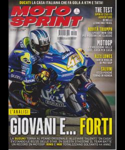Motosprint - n. 2 - 8/14/gennaio 2019 - settimanale -
