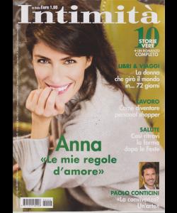 Intimita' - D. Ferolla - n. 2 - 16 gennaio 2019 - settimanale -