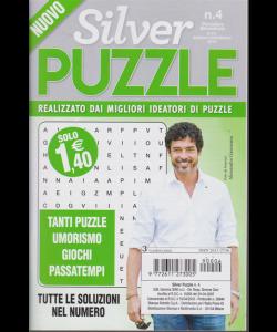 Silver Puzzle - n. 4 - bimestrale - gennaio - febbraio 2019 -