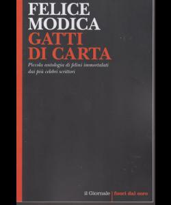 Felice Modica - Gatti di carta -