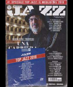 Musica Jazz - Cd Top Jazz 2018 - n. 818 - gennaio 2019 -