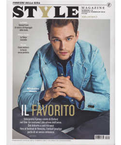 Style -  Mensile - n. 1-2 gennaio - febbraio 2019 -